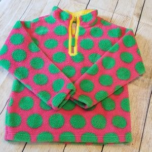 Hanna Andersson VGUC Girls Fleece Sz 130